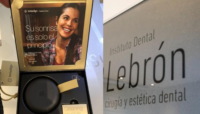 Ortodoncia invisible Invisalign, la técnica más cómoda y estética