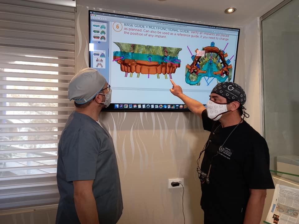 planificación 3D cirugía guiada